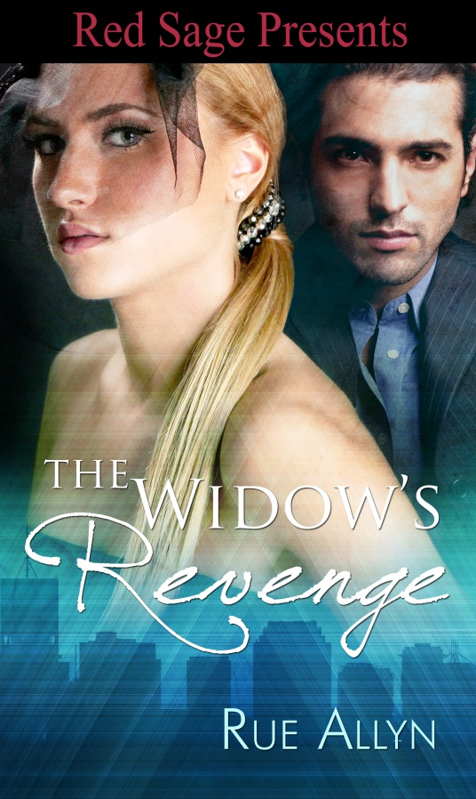 Cover Art for The Widow's Revenge