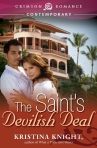 Saint, Devilish, Deal, Mexico, Romance, Novel, Book, Writer, Friend, Kristie Knight, Rue Allyn