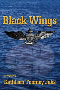 Cover art for the novel Black Wings