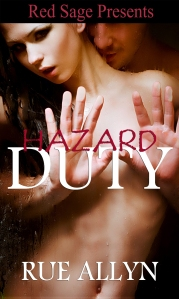 Cover Art for Hazard Duty, Sexy Sailors # 2