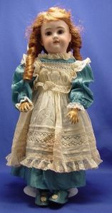 Susa O'Neal's Doll