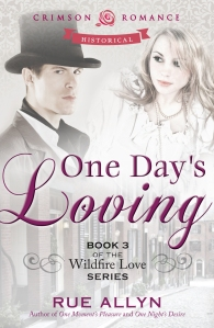 Cover Art for One Day's Loving