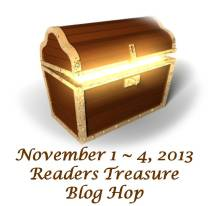 Readers Treasure Hop Nov. 1 - 4, 2013