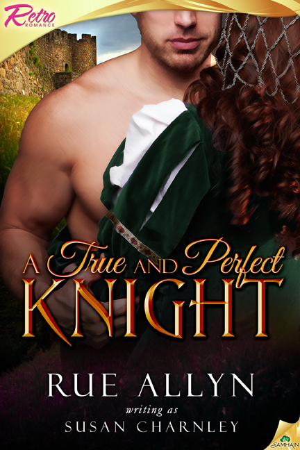 A True and Perfect Knight, Cover Art