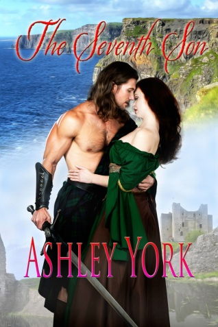 Cover art for Ashley York's The Seventh Son
