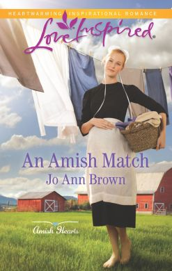 Amish Hearts #2 An Amish Match front