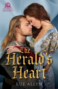 Cover art for The Herald's Heart